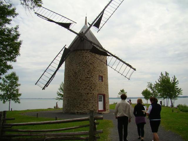 Parc historique de la Pointe-du-Moulin est reconnu comme élément du patrimoine