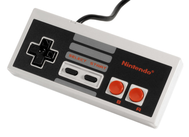 Nintendo Entertainment System and Super Mario Bros release