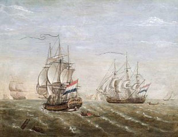 Primer viaje inglés a las Indias Orientales