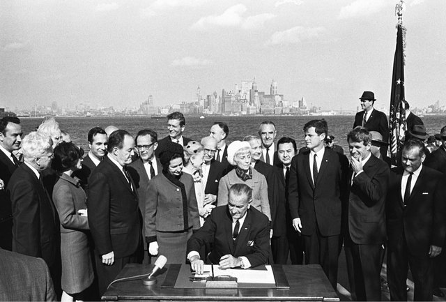 Immigration and Naturalization Act of 1965