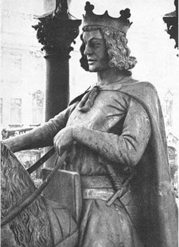 Оттон 1 Великий - герцог Саксонии, король Германии, император Священной Римской империи, король Италии
