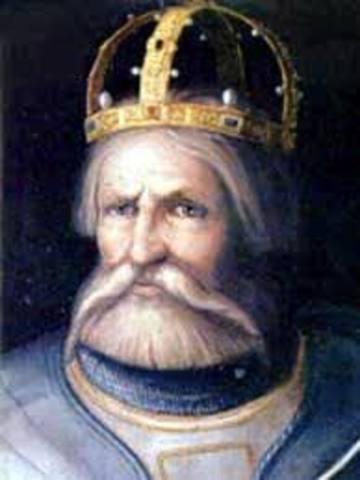Фридрих 1 Барбаросса - король Германии, император Священной Римской империи , герцог Швабии