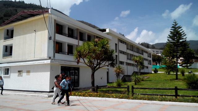 Proyectos anteriores concretados con el Instituto Superior de Educación Rural, (ISER)