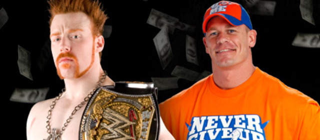 John Cena lose his title.
