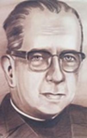 NACIMIENTO DEL PADRE RAFAEL FARIA