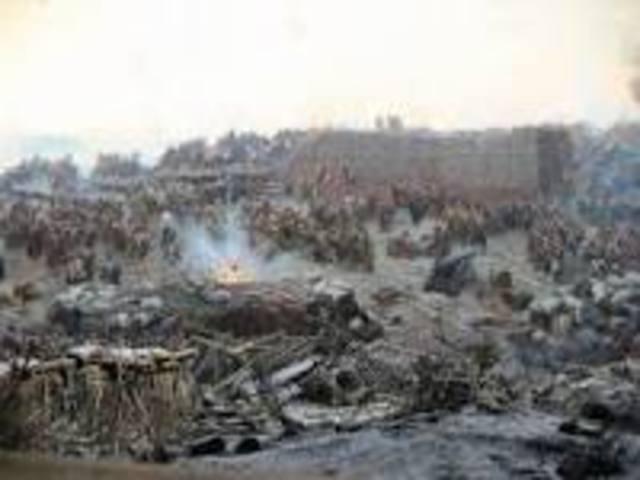 The Crimean War begins