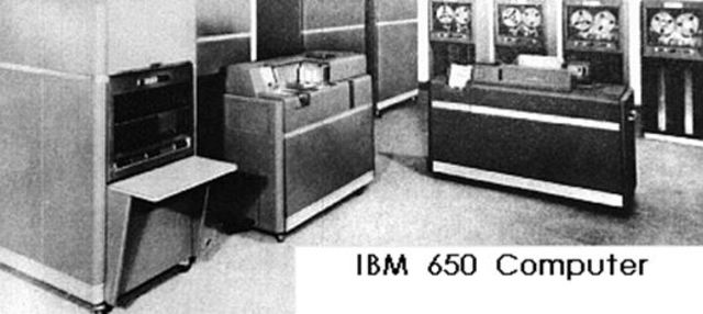 Segunda Genercaion IBM