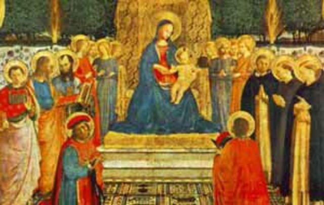 El dia de la solemnidad de todos los santos
