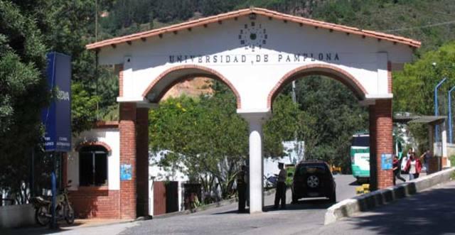 Inicia la creacion de la Universidad de Pamplona