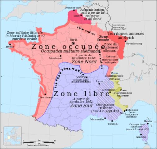 Allemagne attaque la France