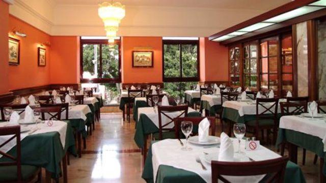 Restaurante y demás