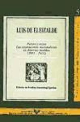 Luis Eleizalde Bresona