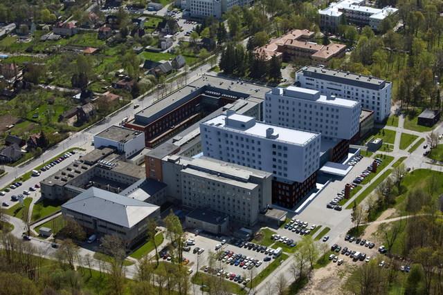 Sündisin haiglas