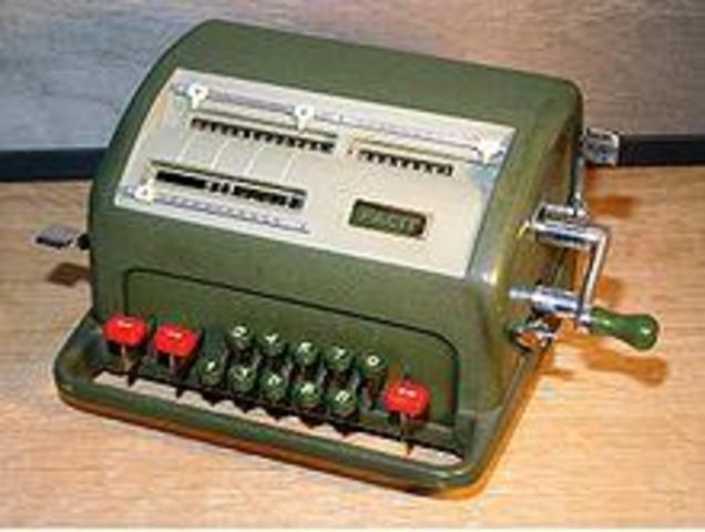 Calculadora programable Monroe Epic