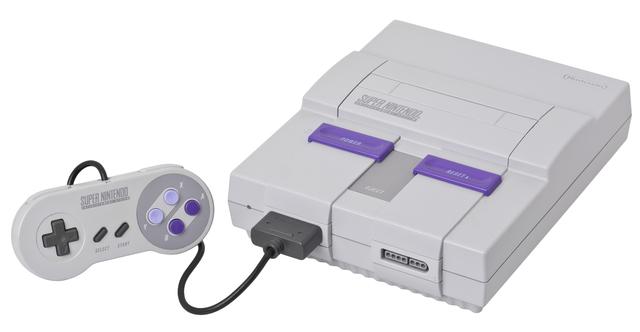 Super Nintendo Entertainment System releases