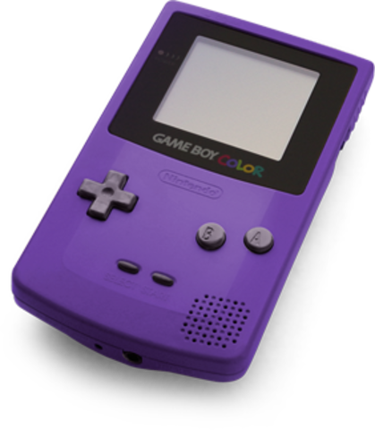 Game Boy Color releases