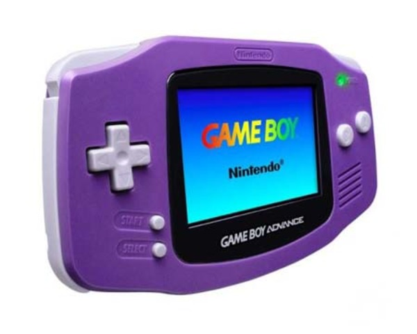 Game Boy Advance releases
