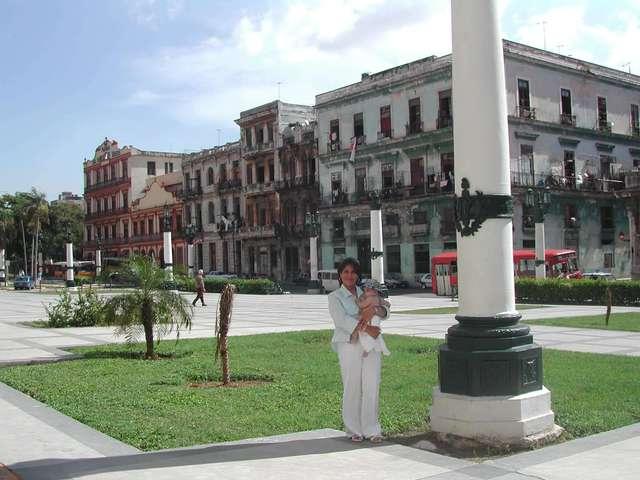 Conocimos por primera vez Cuba