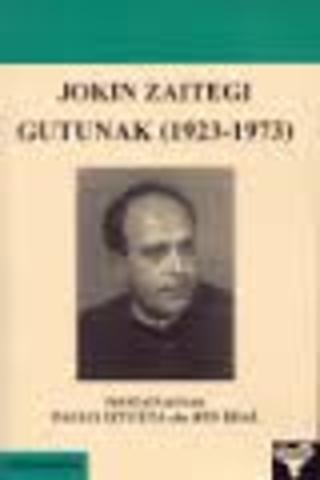 Jokin Zaitegi Plazaola