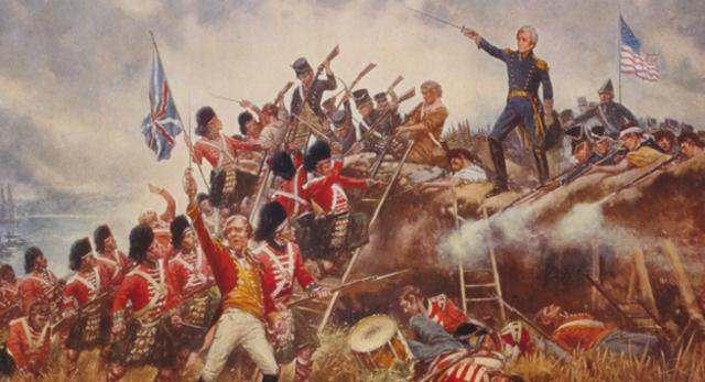 Conflit militaire de 1812-1814
