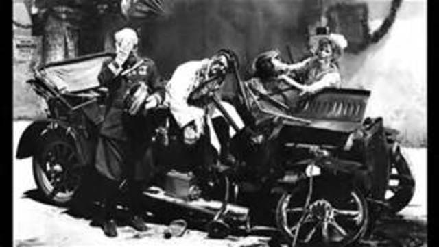 WWI: The Archduke is Assassinated