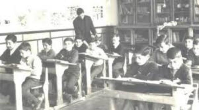 PRIMERAS CLASES