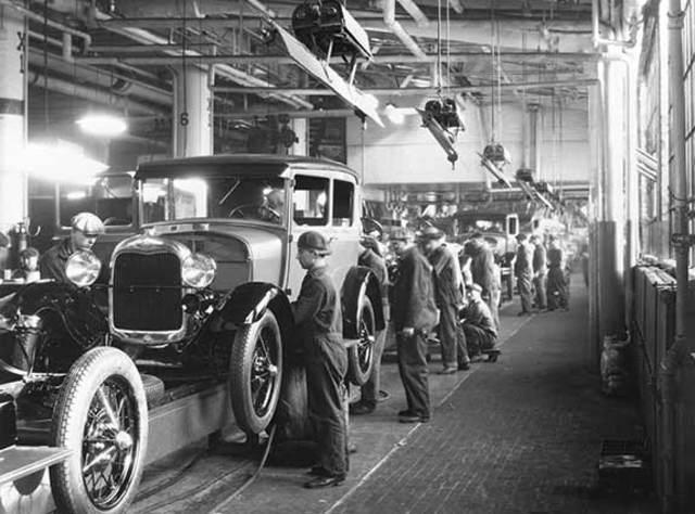 Etapa de la Industrialización