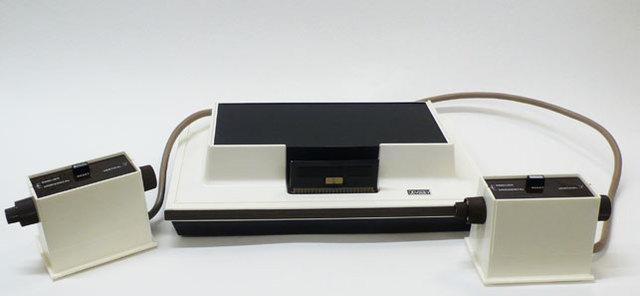 1ª geração de consoles