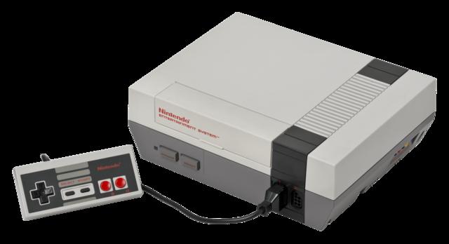 3° geração de consoles