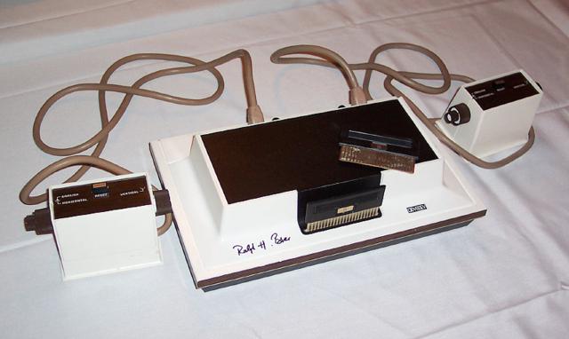 Consoles - Primeira Geração