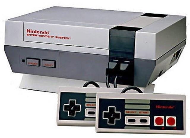 Consoles - Terceira Geração