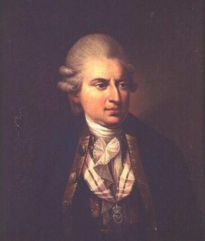 Struense 1770-1772
