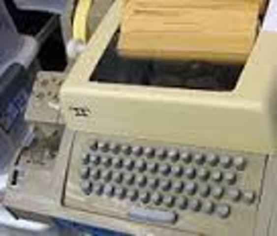 Model 33 Keyboard
