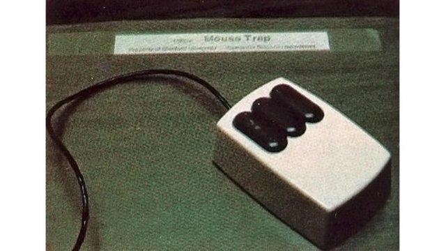 Xerox Alto I Mouse