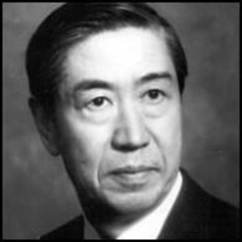 Genichi Taguchi 1924-2012