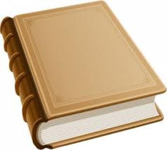 Publicion de libro