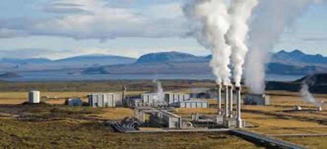 World's First Geothermal Power Plant Is Built in California