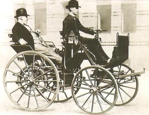 Vehículo eléctrico de Jeantaud