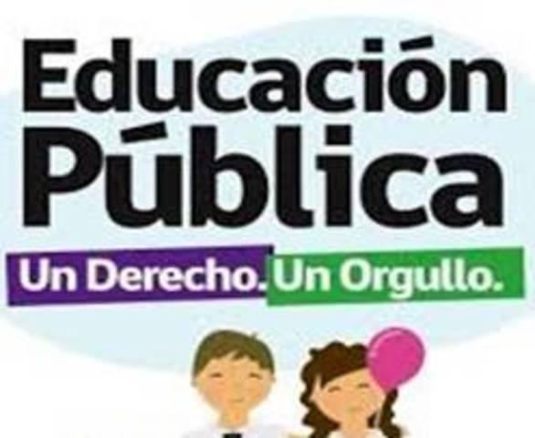 Se inicia la educacion publica en Pamplona