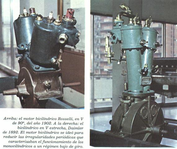 Motores bicilíndricos