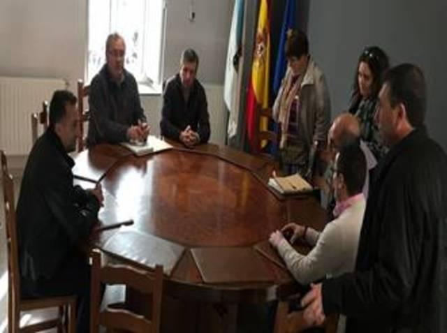 El comité ejecutivo Pro-Universidad de Pamplona.