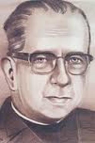 Primer rector de la universidad de pamplona