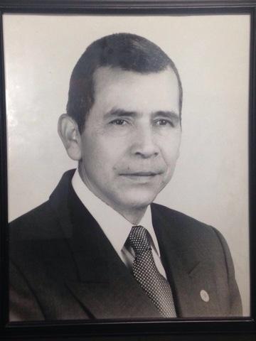 Octavo rector de la universidad de pamplona