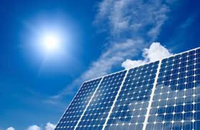 Solar Cells Begin to Lower in Price and Become Cost Effective for Use on Land