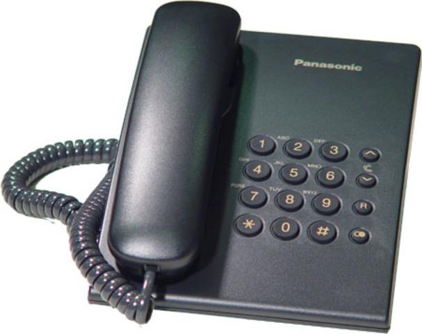 telefono fijo teclado