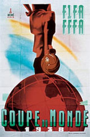 El Mundial de 1938