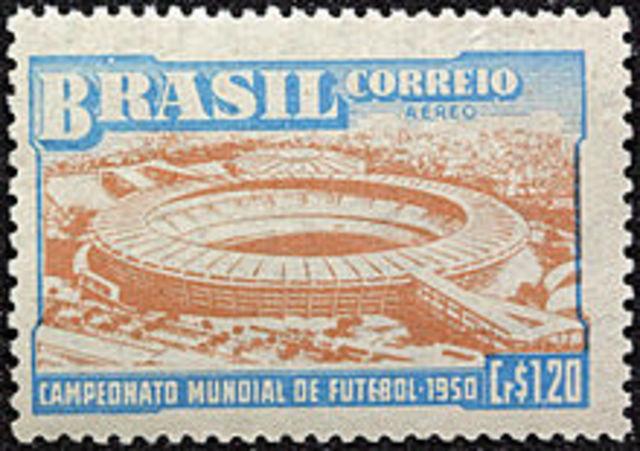 El Mundial de 1950