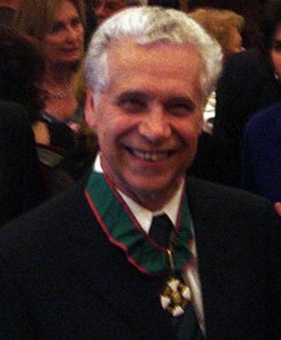 Gabriele Veneziano was born