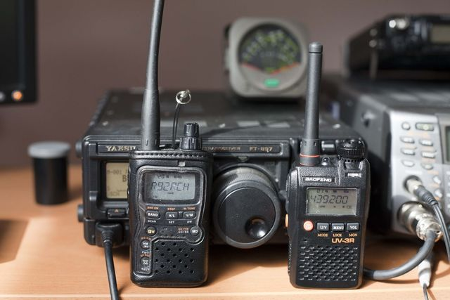 Radios VHF