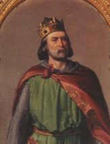 Sancho VI funda Gasteiz-Vitoria.